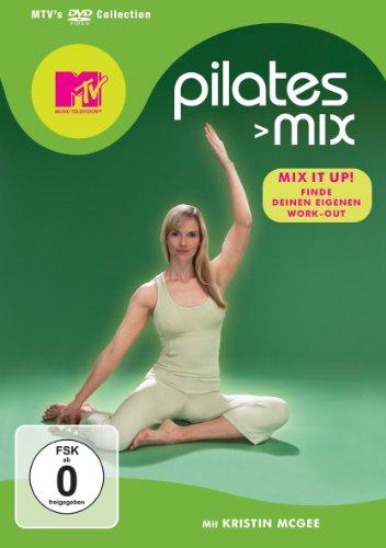 MTV - Pilates Mix [Alemania] [DVD]