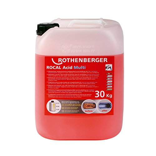 ROTHENBERGER Enkalkungskonzentrat ROCAL Acid Multi 30 kg