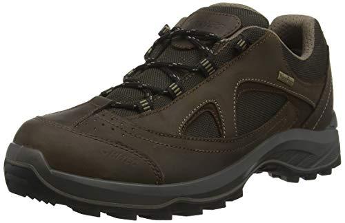 Hi-Tec Walk Lite Camino Waterproof, Zapatillas de Senderismo para Hombre