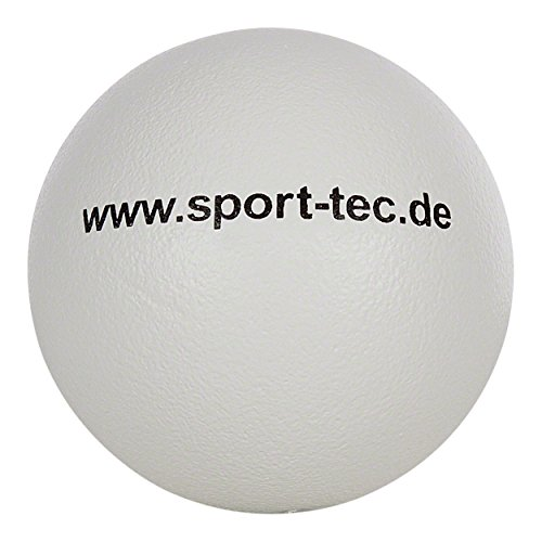 Schaumstoffball beschichtet, ø 16 cm, gelb