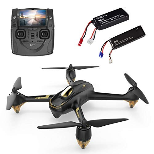 HUBSAN H501SS X4 GPS Drone with 1080P HD Camera 5.8G FPV RC Quadcopter for Adults Brushless Motor RTF