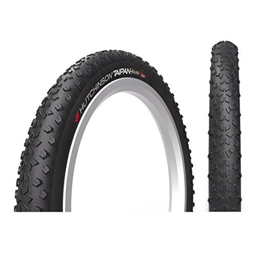 HUTCHINSON Taipan Koloss, Copertone Tubeless Ready Mountain Bike Pieghevole Unisex Adulto, Nero, 27.5 x 2.8 cm