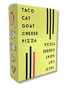 Taco cat goat cheese pizza - Cheap gifts for dad under 10