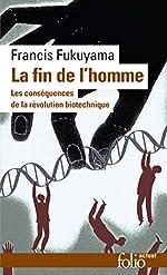 La fin de l'homme de Francis Fukuyama