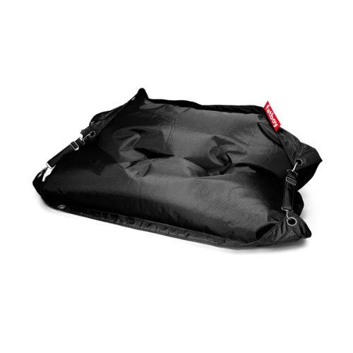 Fatboy Outdoor Sitzsack Buggle-Up Schwarz 140x180 cm