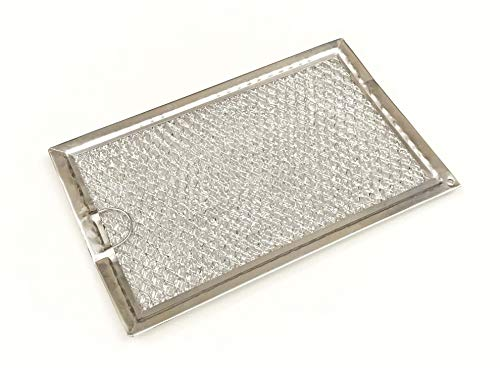 OEM LG Microwave Grease Filter Shipped with LMV1751ST, LMV1762SB, LMV1762ST, LMV1762SW, LMV1763ST