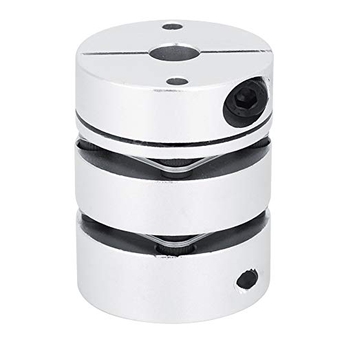 Niunion Kupplung, Aluminiumlegierung Kupplung Kupplung Wellenhülse Adapter Kupplung Motorstecker GL - 32 x 41‑8 x 8