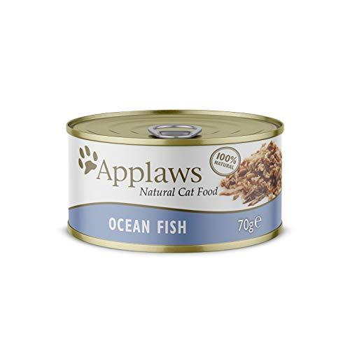 Applaws Cat pescado 24x70gr 🔥