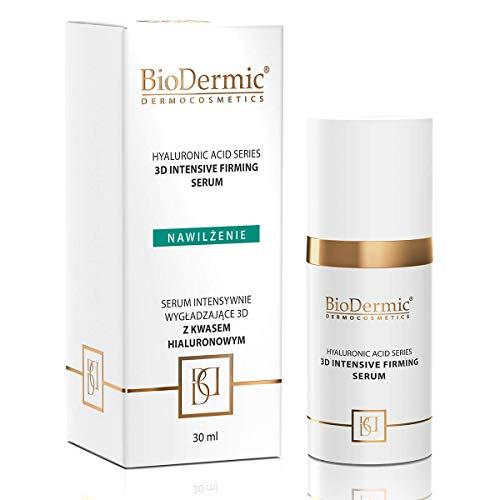 Suero hidratante de ácido hialurónico 24h día y noche para reducir al instante las arrugas   Booster de colágeno   No grasoso   Ingredientes naturales   Producto calificado de la UE