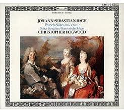 Johann Sebastian Bach: French Suites - Christopher Hogwood, Harpsichord