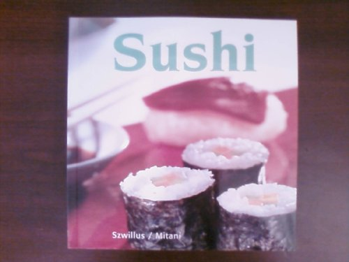 Sushi Book & Kit [Paperback] by