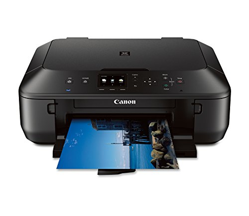 Canon Pixma MG5620 Wireless All-in-one Inkjet Color Cloud Printer with Scanner, Copier and Airprint Compatible, Black