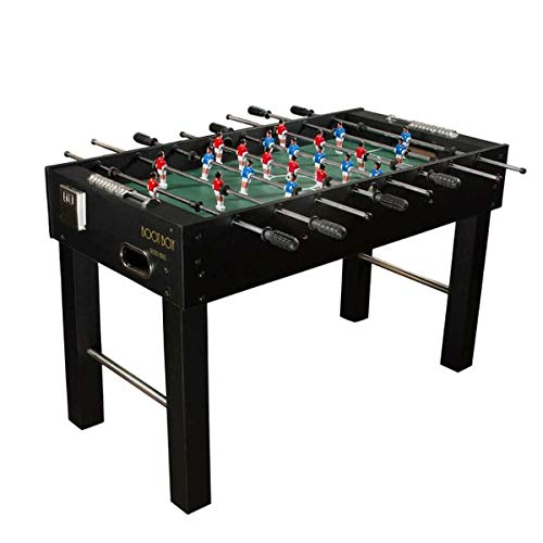 BOOT BOY - CARB Certified MDF Environment Safe Engineered Wood KICKER TABLES Football Table BB 303, 48x24x32-inches (Black)