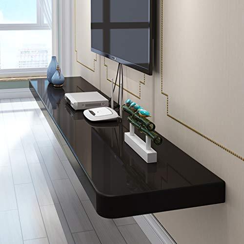 Estante Plataforma flotante Centro de Entretenimiento de soporte de la TV soporte de pared estantes…