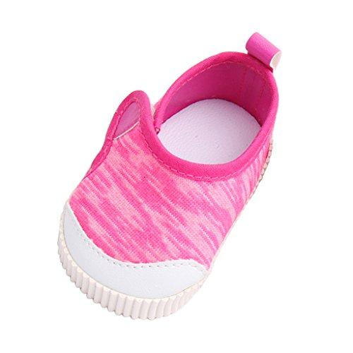MagiDeal Süße Puppen Schuhe Sportschuhe Turnschuhe Für 18 Zoll Amerikanisches Mädchen Dress Up Zubehör - Rosa