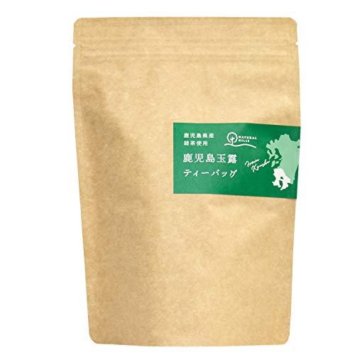 玉露 ティーバッグ 3gx30個 お得用 鹿児島玉露粉茶使用