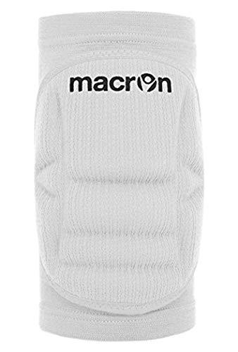Macron via Sportkluft Thyme Knieschoner (weiß, XL)