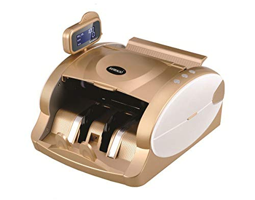 Bambalio BEE-3900 Notes Counting Machine With Fake Note Detector & LCD Display-1 Year Warranty (Compatible With All Denominations Of New & Old Indian Currencies)