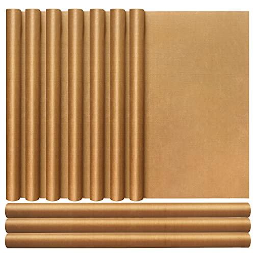 Teflon Sheet for Heat Press 10 Pack Transfer Sheet Non Stick 16''x20'' Heat Transfer Paper Heat Resistant Craft Mat