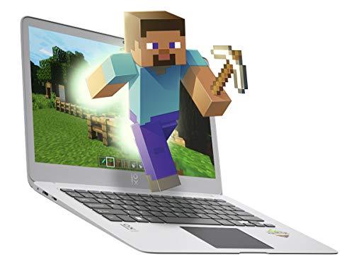 "Primux Ioxbook - Portatil 1402MC 14.1"" N3350 4G 120GB SSD + 32GB EMMC W10H Minecraft"