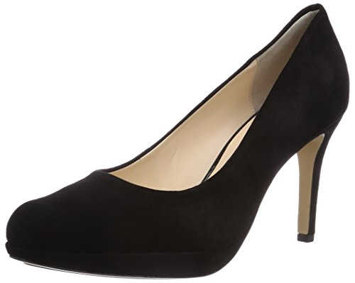 HÖGL Damen Studio 80 Schwarz 8 0-128002 Pumps