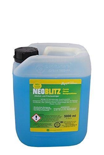 Hepp GmbH & Co KG - Neoblitz Boden- und Fliesenreiniger mit Nanoeffekt 5000 ml Kanister