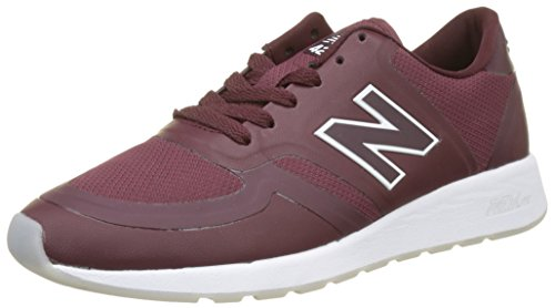 New Balance, Damen Laufschuhe, Rot (Burgundy), 37 EU (4.5 UK)