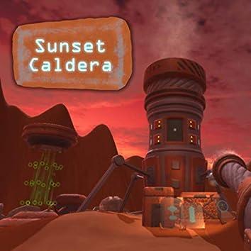 Sunset Caldera (Original Game Soundtrack)