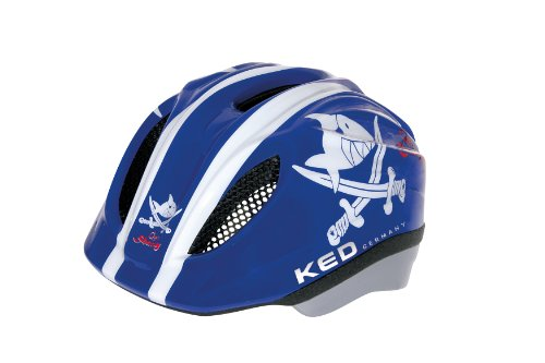 KED Meggy Original - Casco de Ciclismo Infantil, Color Multicolor, Talla S...