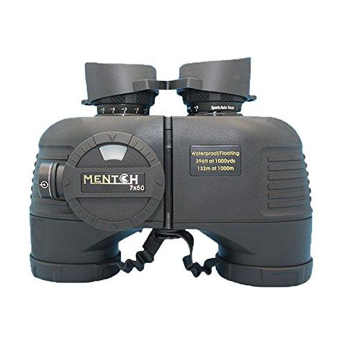 PIGE 7X50 396FT / 1000YDS Sports Militaire Optique Binoculaire Télescope Spotting Scope pour la Chasse Camping Randonnée Voyage Concert Antichoc étanche