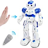 Rainbrace Smart Robot Toys Remote Control Robot,RC Robot for Kids,Robotic for Boy Toys 4 5 7 8 9...