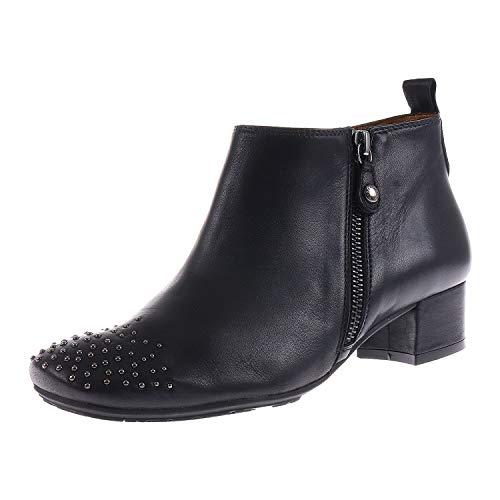 Hispanitas Sauvage I3 HI38716C003 - Botas para mujer, color Negro, talla 37 EU