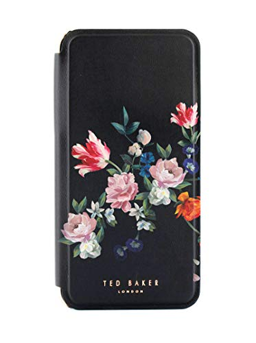 Photo of Ted Baker SKYLIA Mirror Case for iPhone 11 – Sandalwood/Black Silver