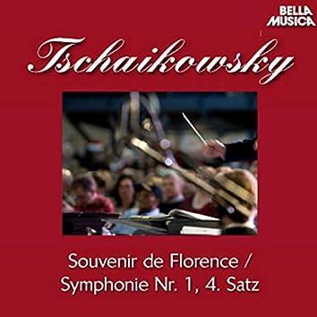 Tschaikowsky: Souvenir de Florence - Valse Carprice - Sinfonie No. 1