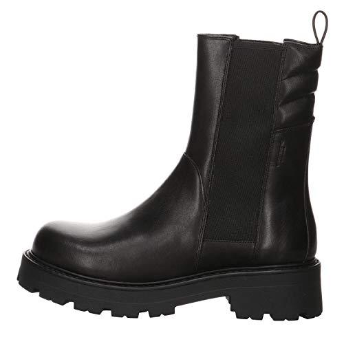 Vagabond 4849-401 Cosmo 2.0 - Damen Schuhe Stiefel - 20-Black, Größe:39 EU