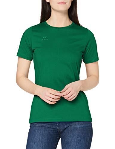 erima Damen T-Shirt Teamsport, smaragd, 44, 208374