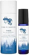 Theo - An All Natural Woodsy Cologne with Bergamot, Petitgrain, Lavender, Neroli, Vanilla and Cedarwood, 10mL