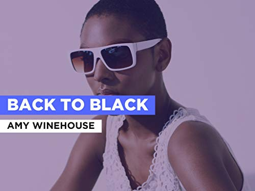 Back To Black al estilo de Amy Winehouse