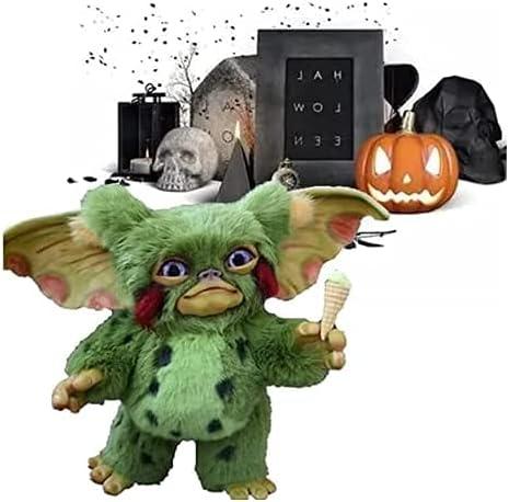 Nueva Muñeca Hecha a Mano de Mogwai - Monstruo de Peluche,Gremlins Peluche Gizmo, Monsters Plush para los Favoritos de los Fanáticos, Muñeca Coleccionable para Decoración del Hogar (B)