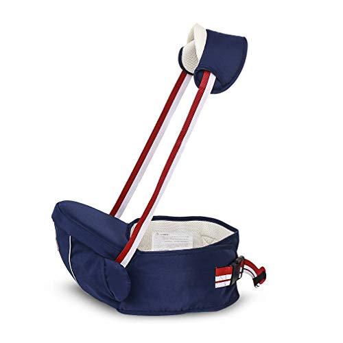 Baby Hüftsitz mit Schultergurt, Ergonomischer Multi-Position Babytrage, Leichte Taille Hocker Hüfttrage, Baby Kleinkinder Hüftsitz Hip Seat für 6-36 Monate