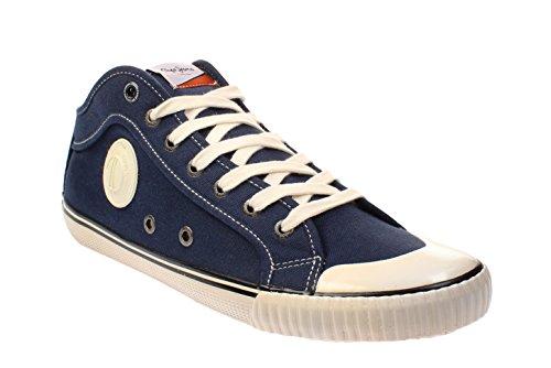 Pepe Footwear PMS30429 Industry - Herren Schuhe Sneaker - 595-navy, Größe:41 EU