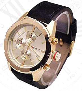 ساعة كورين 8160 للرجال (رسمية ، انالوج بعقارب)
