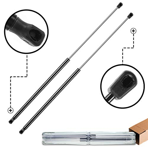 A-Premium Hood Lift Supports Shock Struts Replacement for Lexus ES350 2007-2014 2-PC Set