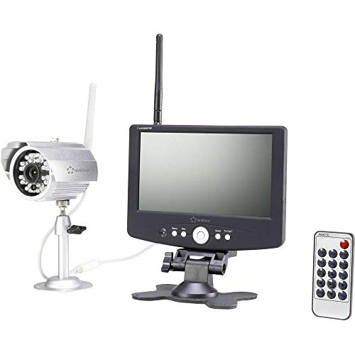 Renkforce 2.4 GHZ Funk-DVR Monitor Set