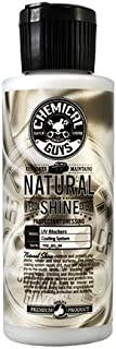 Chemical Guys TVD_201_04 Natural Satin Shine Dressing for Plastic Rubber and Vinyl (4 oz)