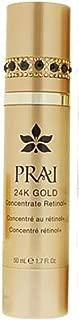 Prai 1.7 fl. oz. 24K Gold Concentrate Retinol Serum with Jeweled Cap