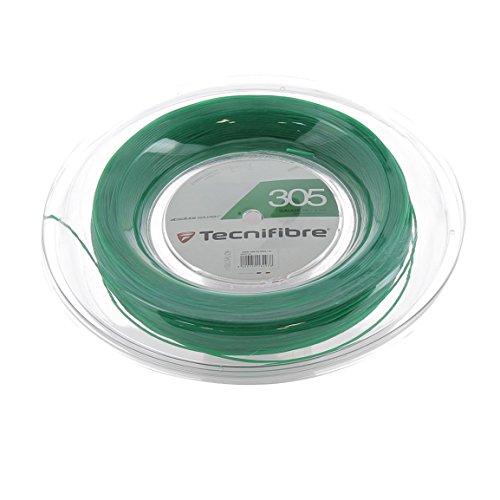 Tecnifibre Bobine 200M-305-1.30 Cordage de Squash Adulte, Vert, 1.30 / 200m