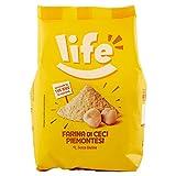 Life Farina Di Ceci, Farina Di Ceci Senza Glutine - 350 g