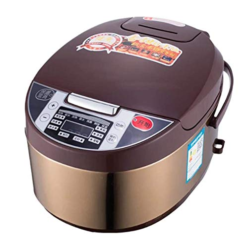 YWWSZJ Cocina eléctrica: Olla arrocera con vaporera y Olla de cocción Lenta,...