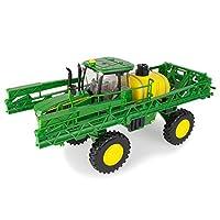 TOMY John Deere Big Farm Lights & Sounds JD R4023 Sprayer, Green, Yellow (1:16 Scale)
